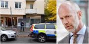 Brottsplatsen/Henrik Olsson Lilja. TT