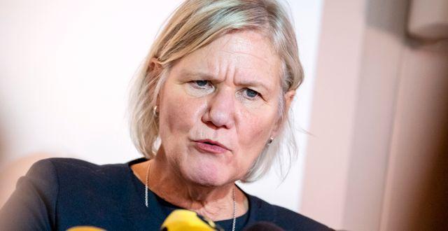 Ann-Marie Begler. Arkiv Johan Nilsson/TT / TT NYHETSBYRÅN