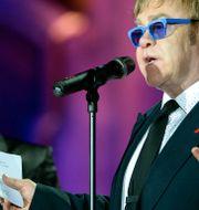 Elton John. Hans Punz / AP