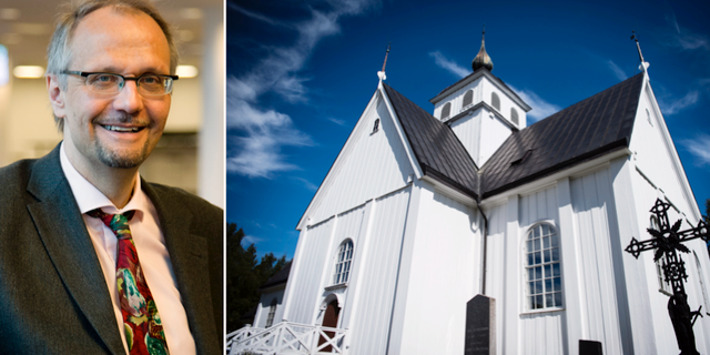 Ulf Bjereld har utrett frågan om statligt stöd till samfund åt regeringen TT