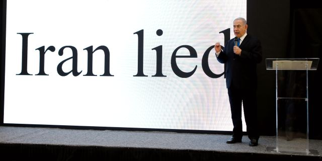 Minister avgar efter hemliga moten i israel