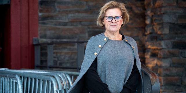 Riksåklagare Petra Lundh.  Henrik Montgomery/TT / TT NYHETSBYRÅN