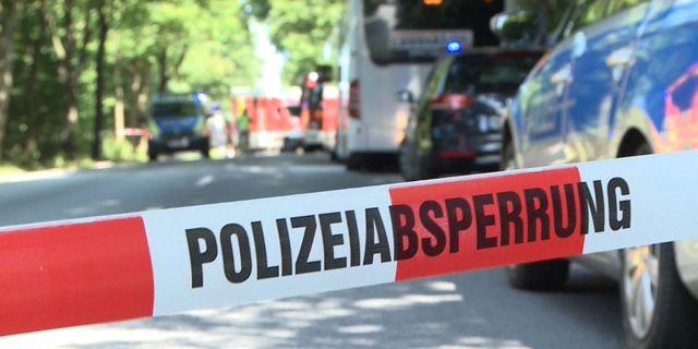 82 unga skadade i tagolycka i tyskland