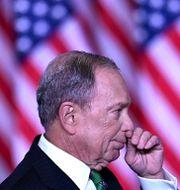 Michael Bloomberg. JOHANNES EISELE / TT NYHETSBYRÅN