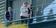 Angela Merkel och Andrea Nahles. ARNE IMMANUEL BAENSCH / dpa