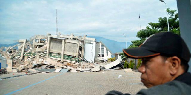 Jordskalv skakade indonesisk o