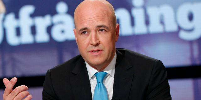 Reinfeldt talar till nationen
