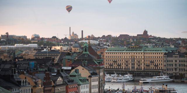Illustrationsbild: Stockholm Fredrik Sandberg/TT / TT NYHETSBYRÅN
