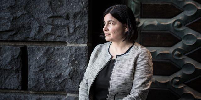 Elisabet Kopelman, makroekonom på SEB.  Anders Ahlgren/SvD/TT / TT NYHETSBYRÅN