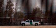 Gränsen mellan Mexiko och USA. Jacquelyn Martin / TT NYHETSBYRÅN/ NTB Scanpix