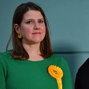 Jo Swinson PAUL ELLIS / AFP