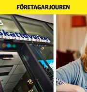 Anna Sandberg Nilsson, expert mervärdesskatt på Svenskt Näringsliv.  TT/Christian Gustavsson