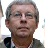 PC Jersild och Torbjörn Tännsjö. TT