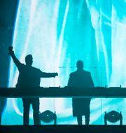 Swedish House Mafia Erik Simander/TT / TT NYHETSBYRÅN