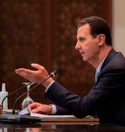 Bashar al-Assad/Arkivbild Uncredited / TT NYHETSBYRÅN