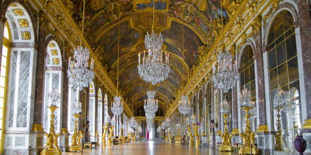 Spegelsalen i Versailles. Thibault Chappe/Wikicommons