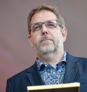 Jacob Tardell, tidigare ordförande för RFSL Stockholm. Stina Stjernkvist/TT / TT NYHETSBYRÅN