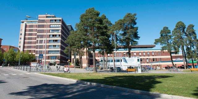 Gävle sjukhus Fredrik Sandberg/TT / TT NYHETSBYRÅN