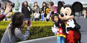 Disneyland i Tokyo. TT NYHETSBYRÅN
