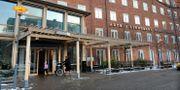 Astrid Lindgrens barnsjukhus.  ANDERS WIKLUND / TT / TT NYHETSBYRÅN