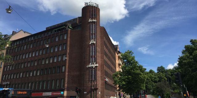 Ledarnas kontor i centrala Stockholm Av Ledarna - Eget arbete, CC BY-SA 4.0
