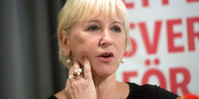 Margot wallstrom gor comeback i inrikespolitiken