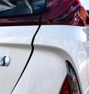 Laddhybrid från Toyota. Arkivbild. Pontus Lundahl/TT / TT NYHETSBYRÅN
