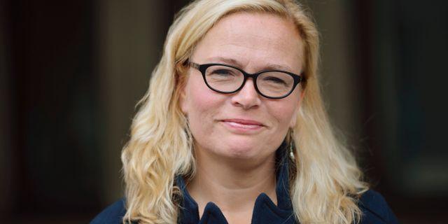 Britta Lejon HENRIK MONTGOMERY / TT / TT NYHETSBYRÅN
