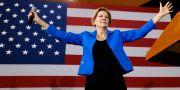 Elizabeth Warren Charlie Neibergall / TT NYHETSBYRÅN