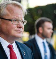 Peter Hultqvist.  Pontus Lundahl/TT / TT NYHETSBYRÅN