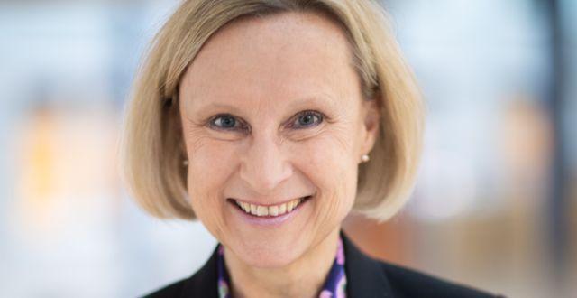 Gunilla Parish, HR-direktör på Internationella Engelska Skolan. Internationella Engelska skolan