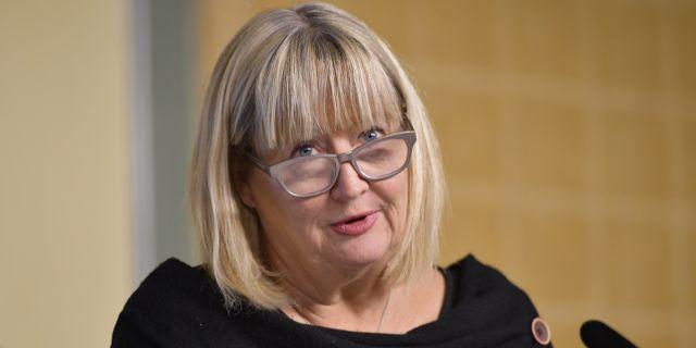 Mari Heidenborg. Arkivbild Stina Stjernkvist/TT / TT NYHETSBYRÅN