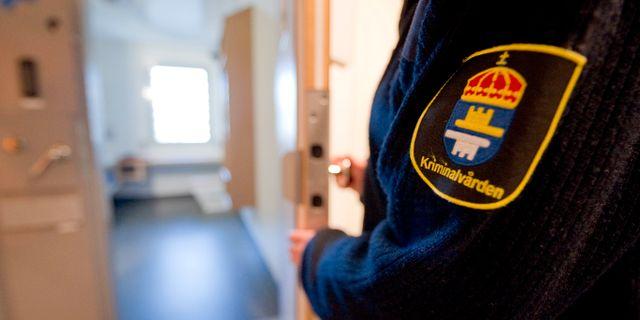 Häkte, arkivbild. ADAM IHSE / EXPONERA / TT NYHETSBYRÅN