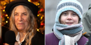 Patti Smith/Greta Thunberg. TT
