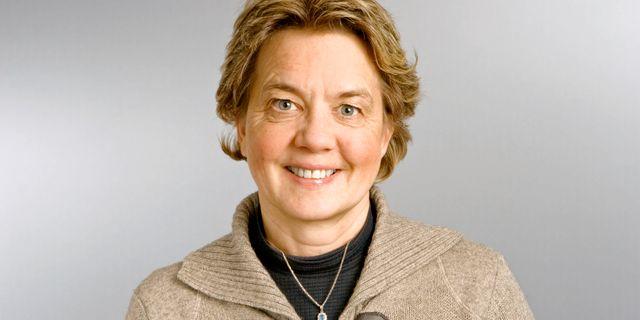 Carin Ulander-Wänman, forskare vid Umeå universitet. Mattias Pettersson
