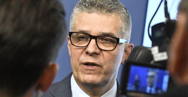 Anders Thornberg.  Claudio Bresciani/TT / TT NYHETSBYRÅN