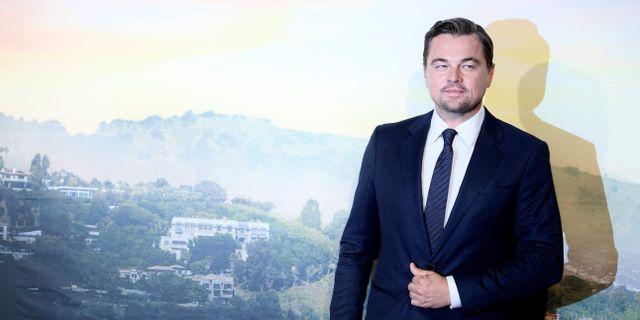 Leonardo DiCaprio. FILIPPO MONTEFORTE / AFP