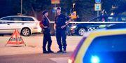 Polis i samband med en tidigare skjutning i Fosie i Malmö. Johan Nilsson/TT / TT NYHETSBYRÅN