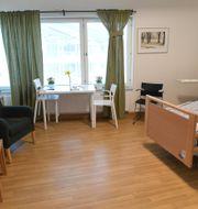 Ett rum anpassat för en dement vårdtagare på ett äldreboende. Arkivbild.  Fredrik Sandberg/TT / TT NYHETSBYRÅN