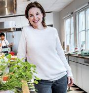 Lina Gebäck, dietist och en av grundarna av Linas Matkasse Tomas Oneborg/SvD/TT / TT NYHETSBYRÅN