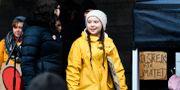 Greta Thunberg. Arkivbild. Henrik Montgomery/TT / TT NYHETSBYRÅN