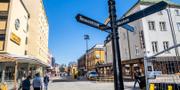 Centrala Ludvika.  TT