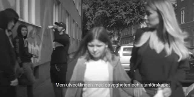 Skärmdump från reklamfilmen  Staffanstorps kommun/Skärmdump från reklamfilmen