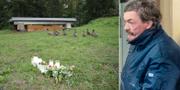 Mordplatsen i Huskvarna/Gica TT/Mikael Good