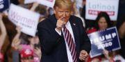 Arkivbild: USA:s president Donald Trump MARIO TAMA / TT NYHETSBYRÅN
