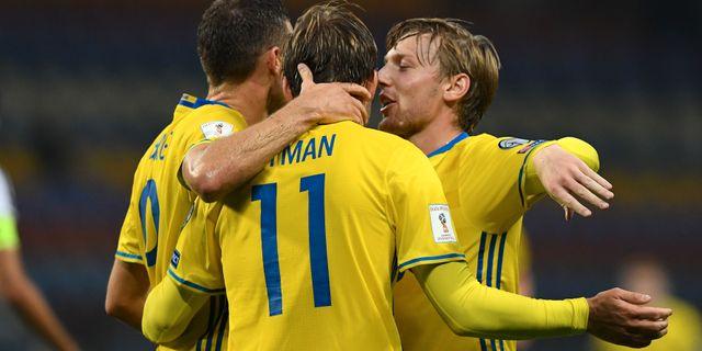 Sverige körde över Vitryssland i VM-kvalet - Omni 3b2b9270dc343