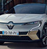 Renaults nya Megane E-Tech 100% electric