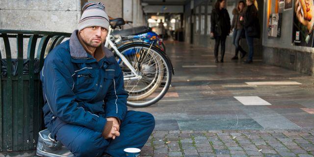 Constantin Oprea. Emil Langvad/TT / TT NYHETSBYRÅN