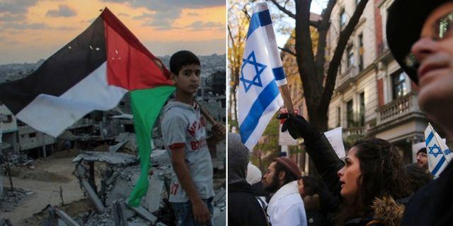 Palestinierna vill avbryta fredssamtalen
