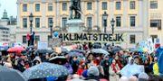 Klimatstrejk i Göteborg den 15 mars i år. Arkivbild. Björn Larsson Rosvall/TT / TT NYHETSBYRÅN